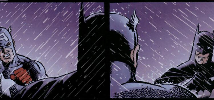 JLA☆Vendicatori, quando Marvel e DC si uniscono