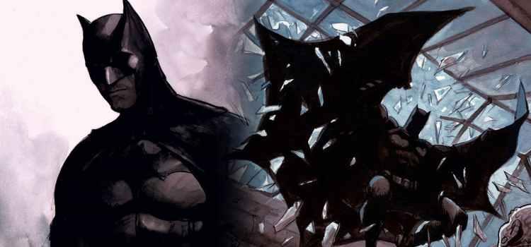 Batman – The Dark Prince Charming – L'America incontra la Francia