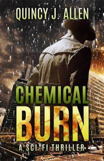 Chemical Burn - Quincy J. Allen
