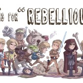 ABCDEFGeek - R is for Rebellious