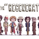 ABCDEFGeek - R is for Regeneration