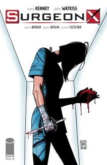 Surgeon X issue 4
