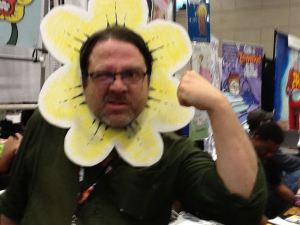 Bob the Angry Flower!