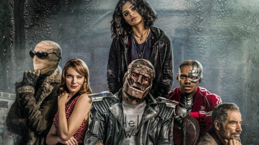 Doom Patrol Review