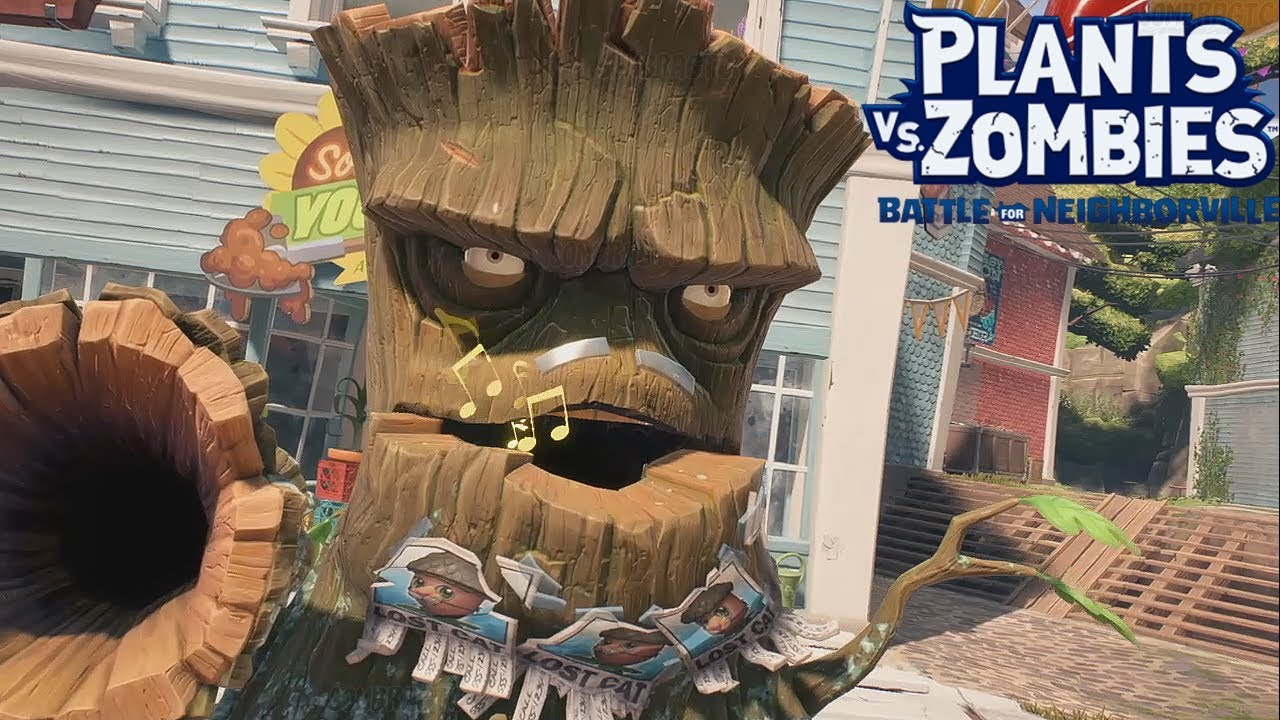 Plants vs. Zombies: Battle for Neighborville PS4 Review