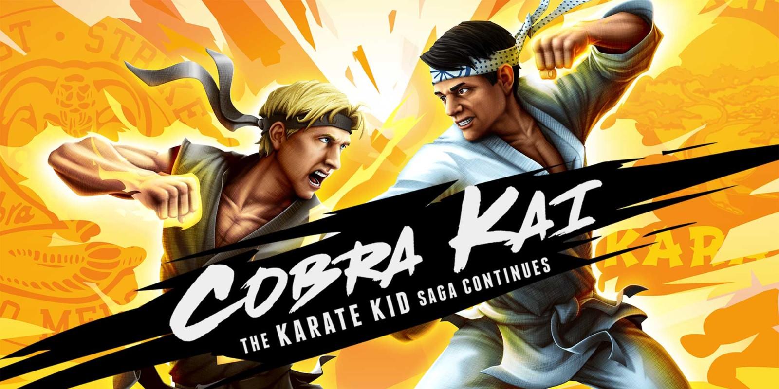 Cobra Kai- Kicking Up the Nostalgia
