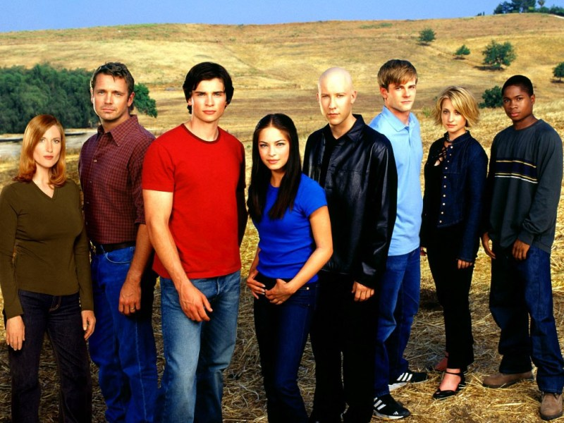 Os primeiros anos de Smallville