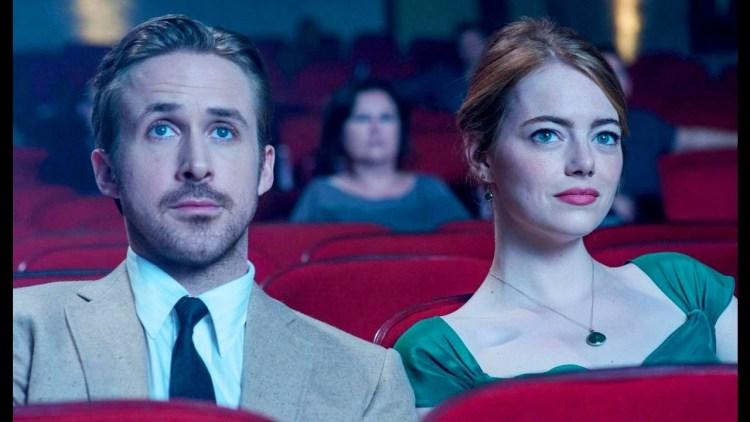 Ryan Gosling e Emma Stone em 'La La Land - Cantando Estações'