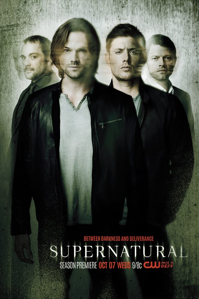 Image result for supernatural season 11 poster