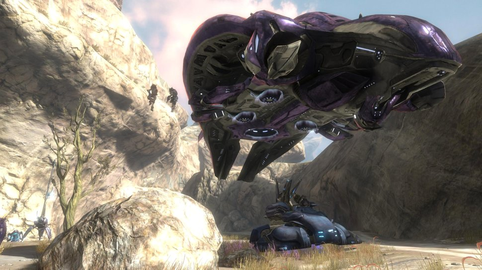 HALO 5 Will Feature Some Changes To Covenant Vehicles