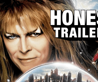 The HONEST TRAILER For LABYRINTH Is All About David Bowie