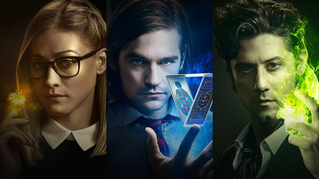 Image result for the magicians