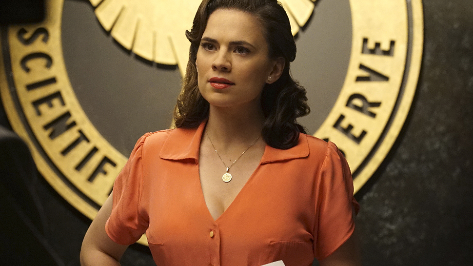 Image result for AGENT CARTER SMOKE & MIRRORS