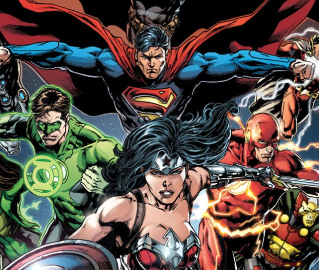 Dc Comics Reveals Rebirth Plans Relaunch Coming This Summer