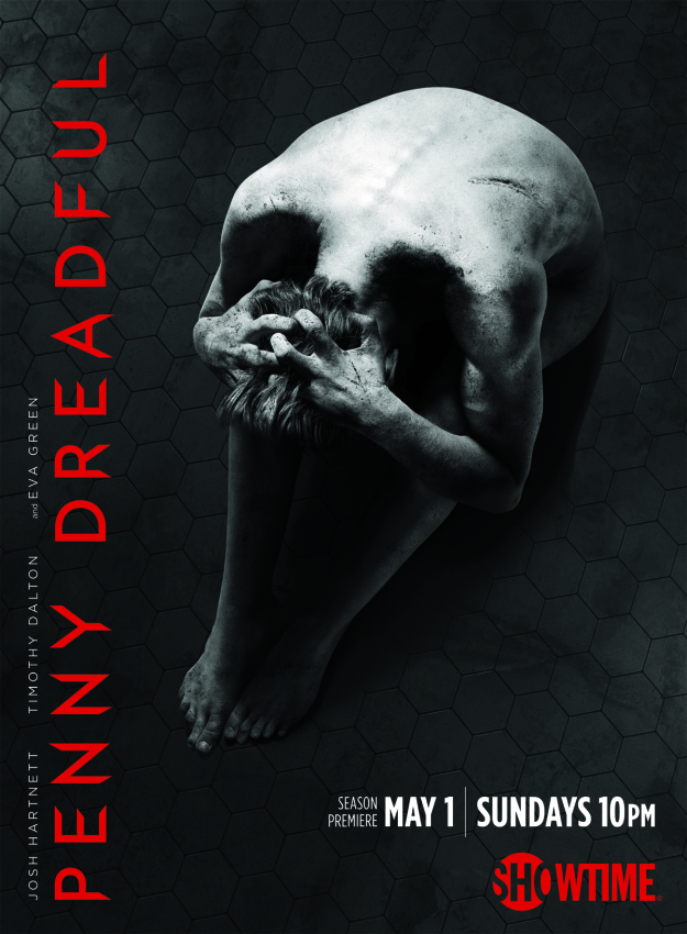 Image result for penny dreadful poster