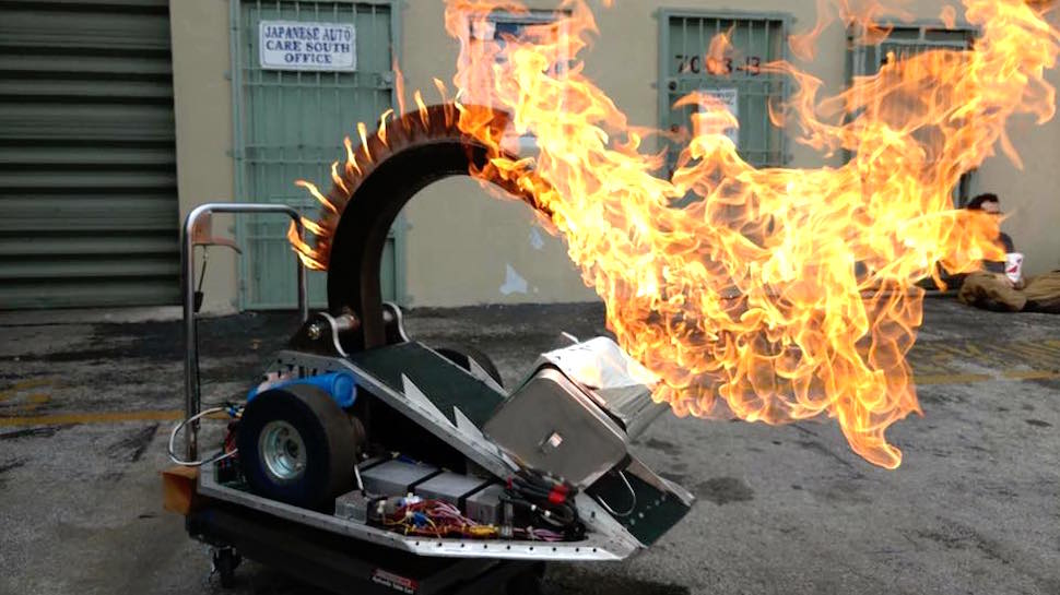 All Robots Must Die In The New Season Of BATTLEBOTS Nerdist
