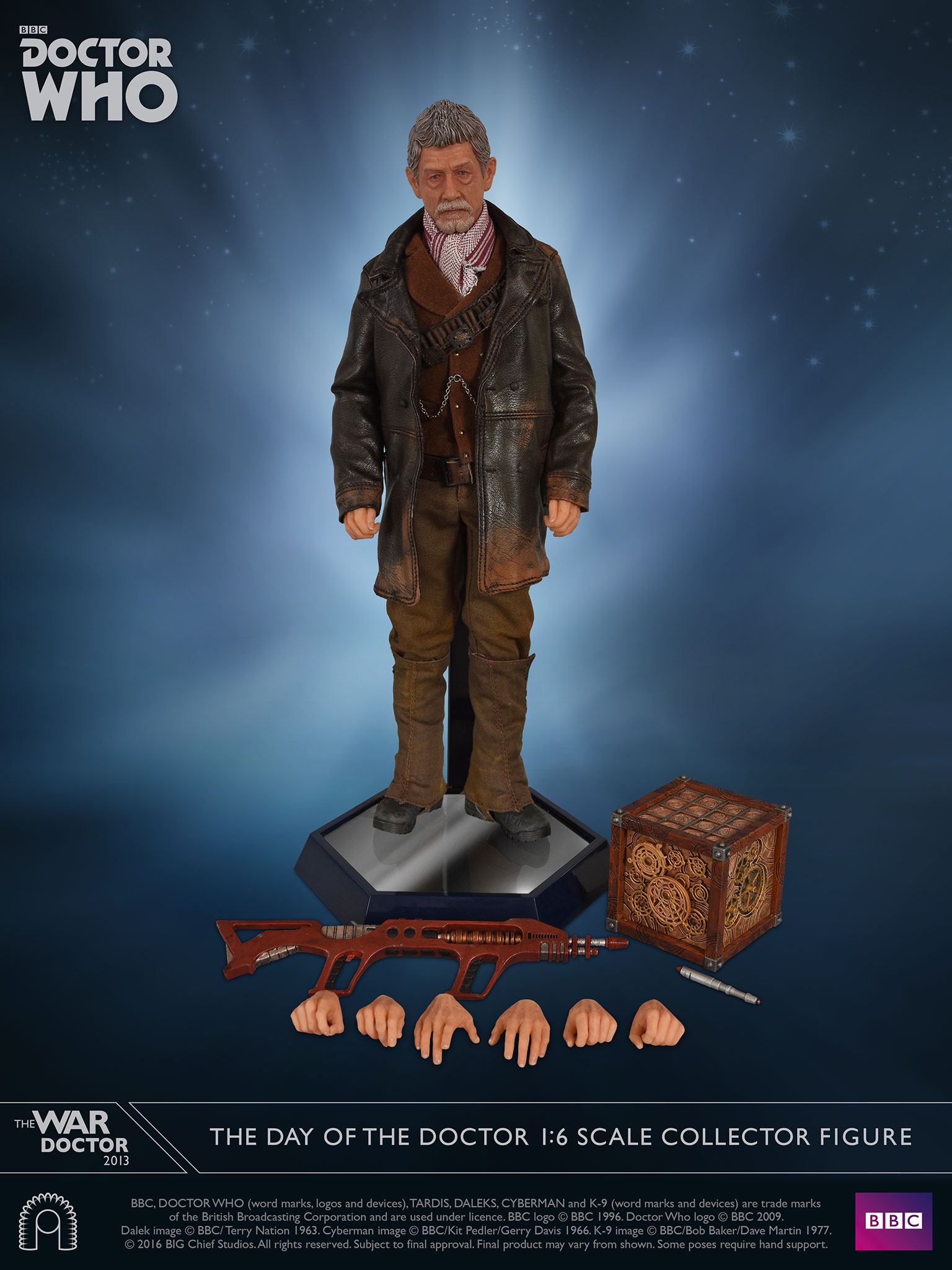 Doctor Who War Doctor 12