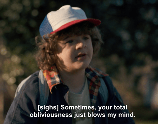 Image result for mike stranger things quotes