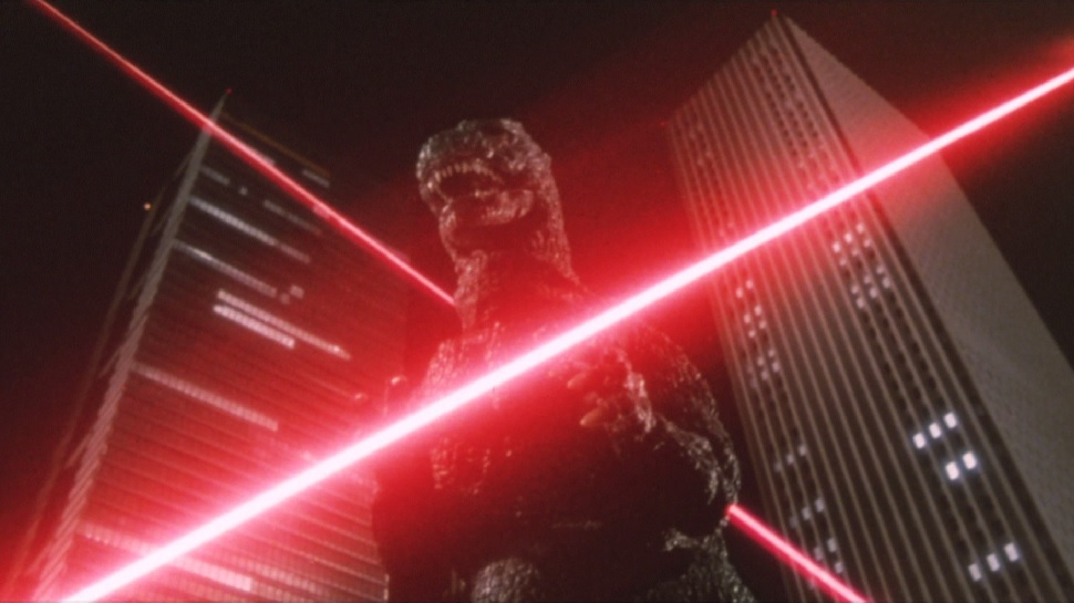 Image result for the return of godzilla