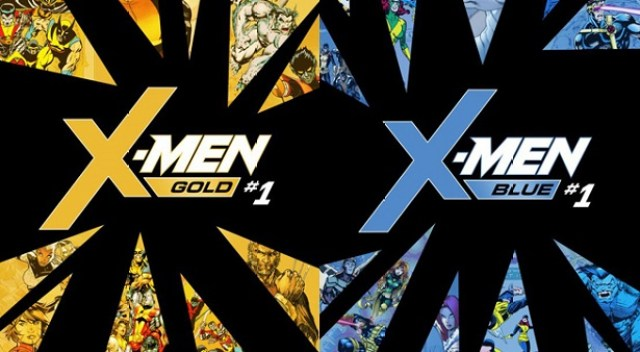 X-Men Blue & Gold se unirão em Mojo Worldwide.