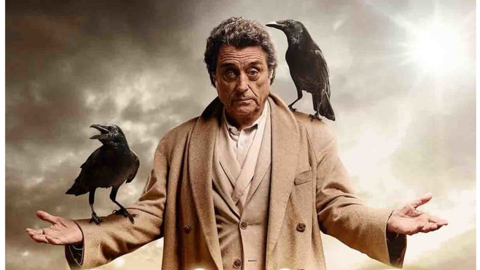 Image result for american gods series the ravens