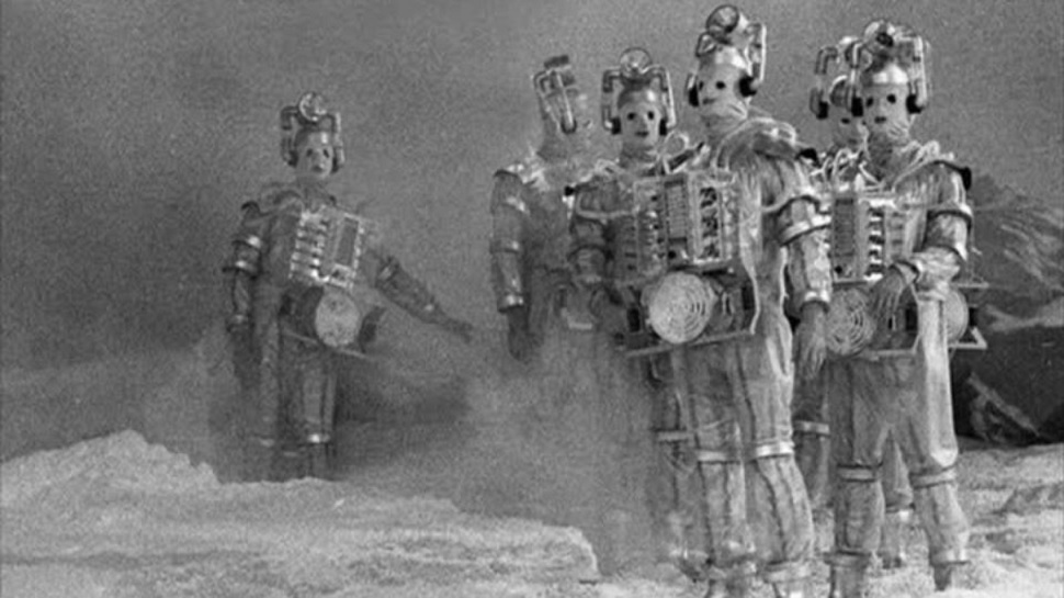 A History of DOCTOR WHO's Cybermen