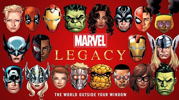 Image result for marvel legacy