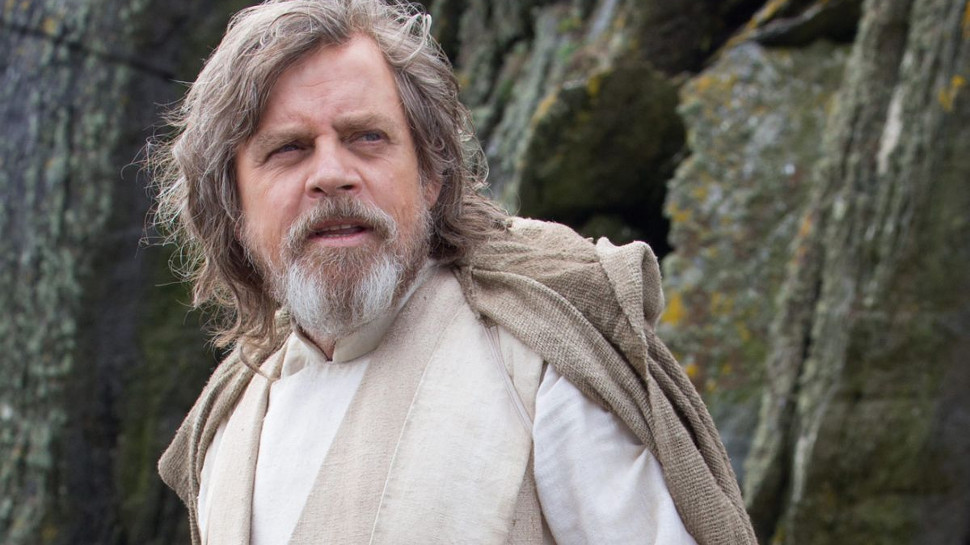 Image result for Star Wars The Last Jedi Luke