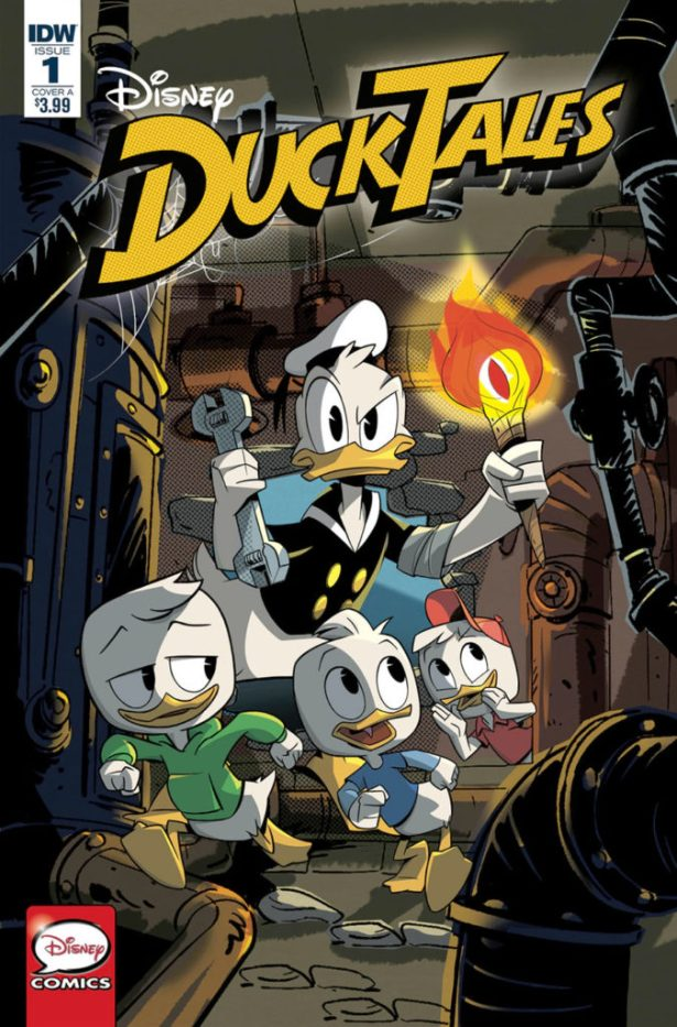 Ducktales 1 Cover A