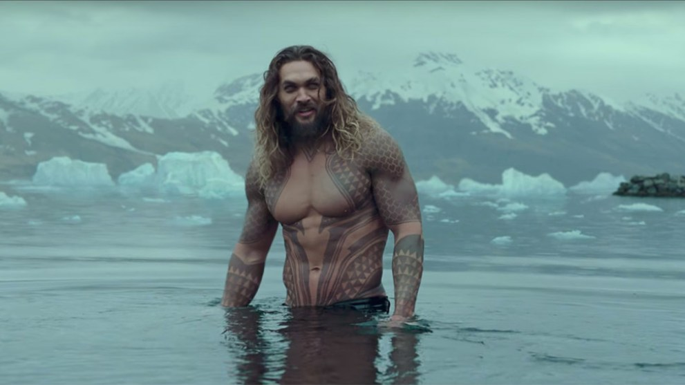 Image result for Justice LEague Movie Aquaman
