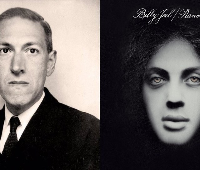 An H P Lovecraft Poem Set To Billy Joel Music Is Piano Mad