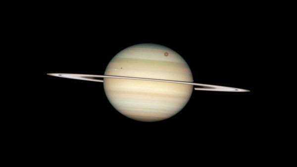 Discovery of 20 New Saturn Moons Gives Planet the Most in the Solar System