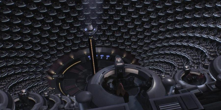 A New Theater Design Looks Exactly Like STAR WARS' Senate_1