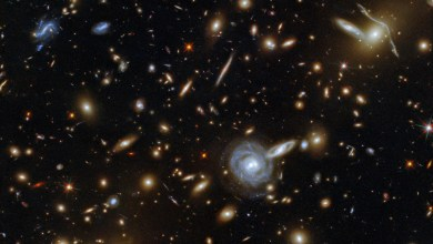 A New Space Discovery May 'Overturn Cosmology As We Know It'