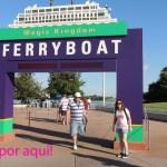 Caminho do Ferryboat