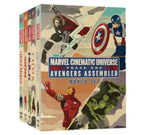 Quadrinhos da Marvel