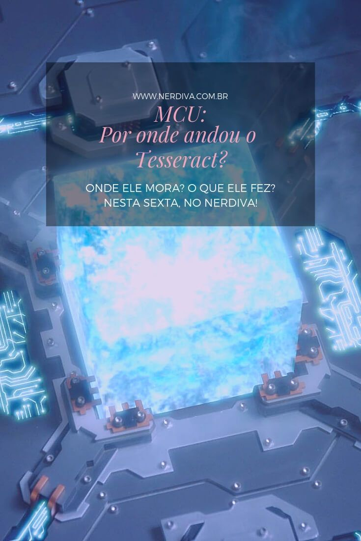 Tesseract Marvel MCU