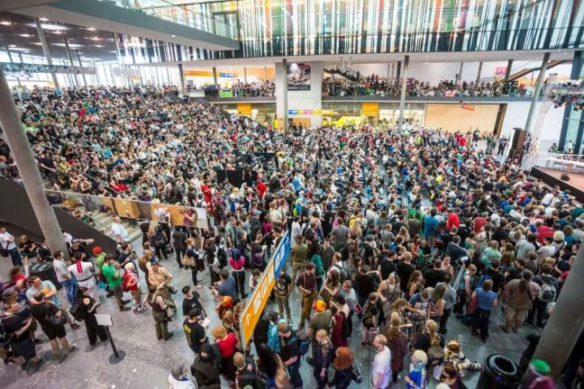 Comic Con Germany© Messe Stuttgart
