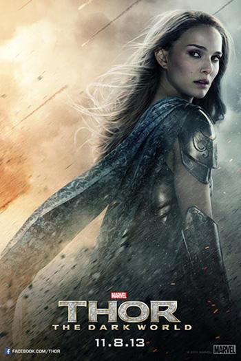 Natalie Portman + Marvel