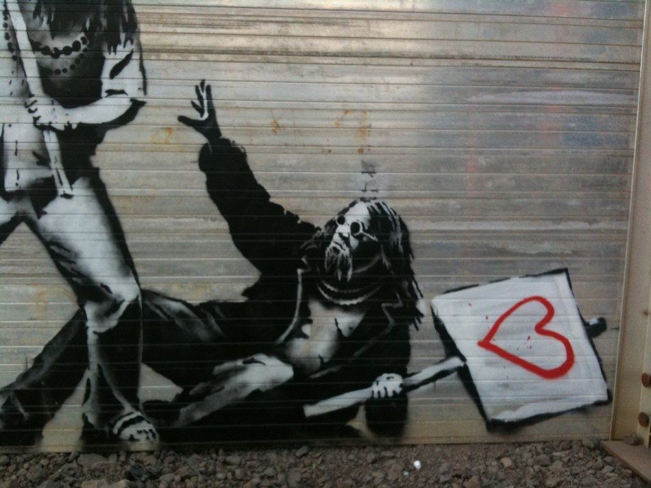 Banksy por US$ 60
