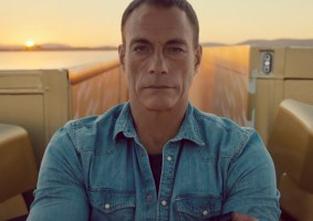 Jean-Claude Van Damme e Volvo em um comercial épico