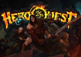 RPG de tabuleiro Hero Quest pode ganhar um remake
