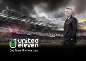 Pré-temporada de United Eleven é lançada