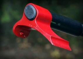 Finlandês inova design do machado