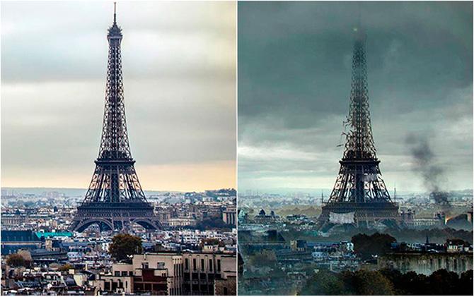 Imagens recriam lugares reais como cenários de The Last of Us