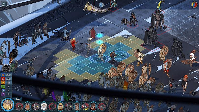 Os 23 melhores games de RPG Tático de todos os tempos