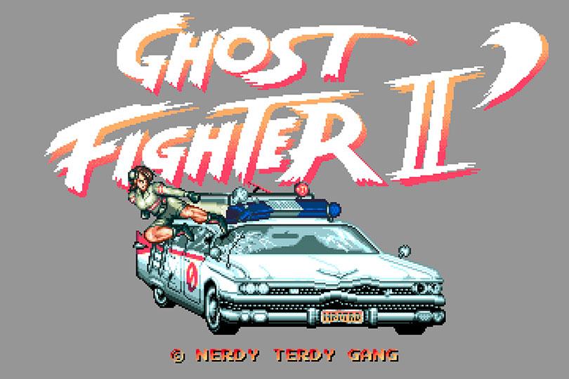 Fighter Series: estampas que misturam Street Fighter e carros da cultura pop
