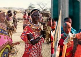 A cultura africana no figurino de Pantera Negra-GEEKNESS-ca