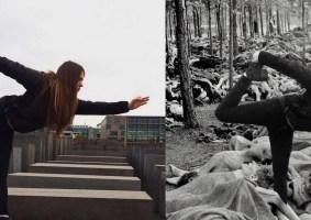 Selfies no memorial do Holocausto e a idiotice das pessoas