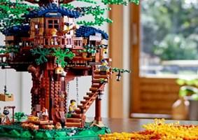 Tree House: conheça o set de LEGO sustentável